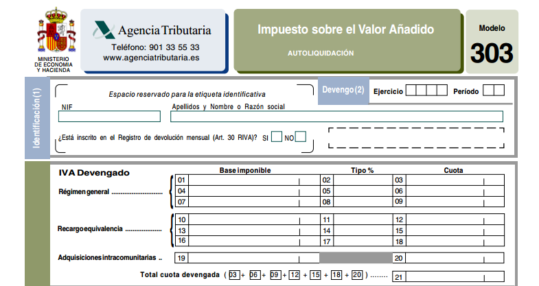 Presentacion impuestos online